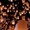 Yi Peng: zum buddhistischen Lichterfest nach Chiang Mai