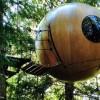 Glamping im Baumhaus auf Vancouver Island: die Free Spirit Spheres