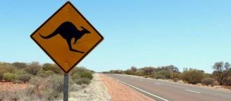 Stuart Highway ins Outback