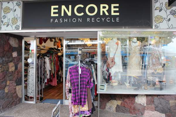 Encore Designer Fashion Recycle Auckland
