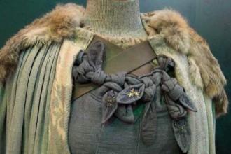 Detail Kostüm Sansa Stark Game of Thrones