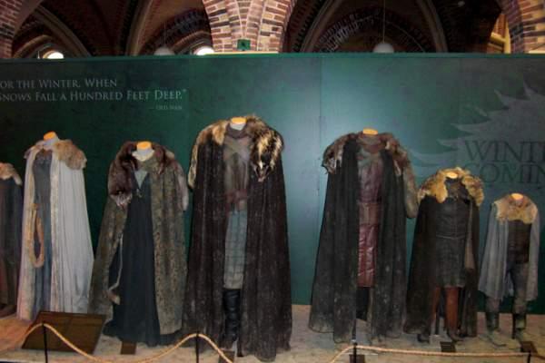 Game Of Thrones Ausstellung