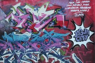Graffitti in Yogyakarta