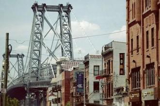 Brooklyn Bridge Williamsburg New York