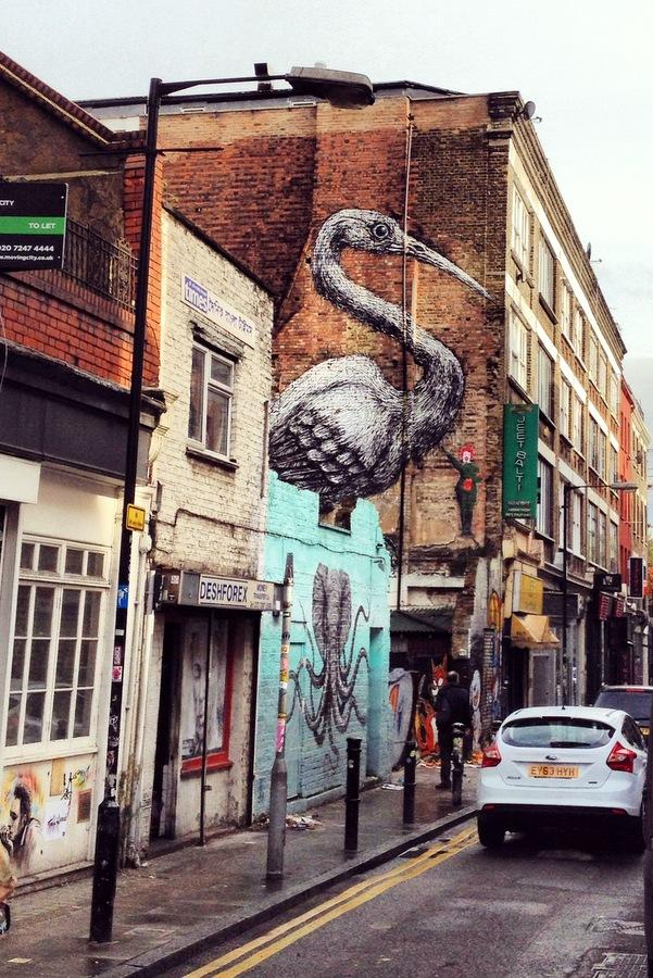 Brick Lane: Das Londoner East End – Guide Für Brick Lane