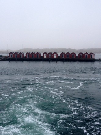Bootsfahrt Schären Göteborg