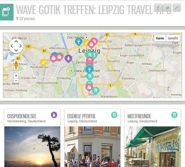 Wave Gotik Treffen Leipzig Tipps Everplaces