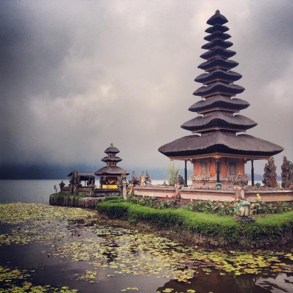 Bali Kratersee Danau Batur