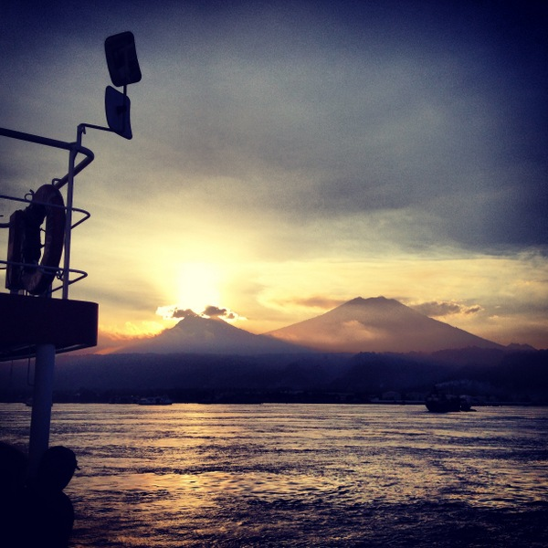 Fähre Banyuwangi Bali