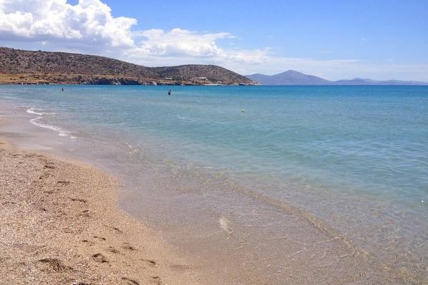 Küste Strand Athen