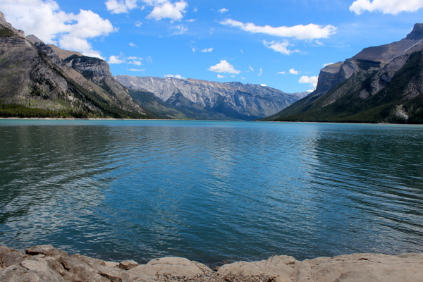 Lake Minnewanka Banff Nationalpark