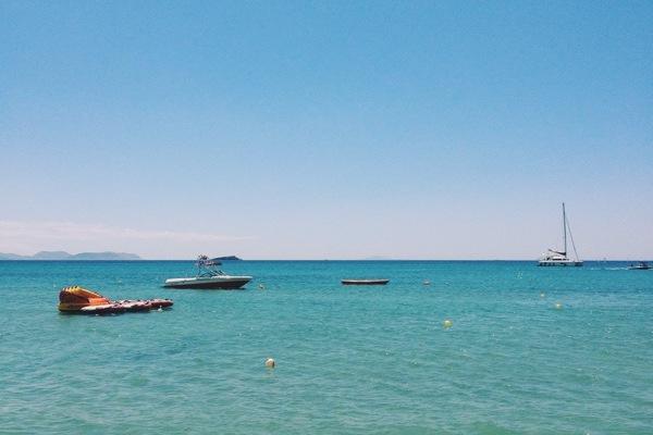 Meer bei Athen
