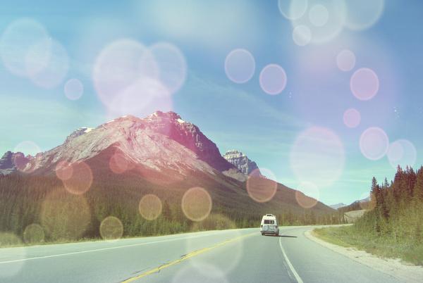Roadtrip im Westen von Kanada
