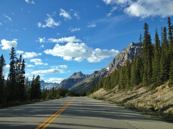 Roadtrip durch die kanadischen Rockies