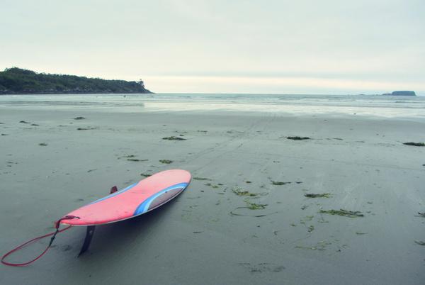 Surfen Vancouver Island Tofino