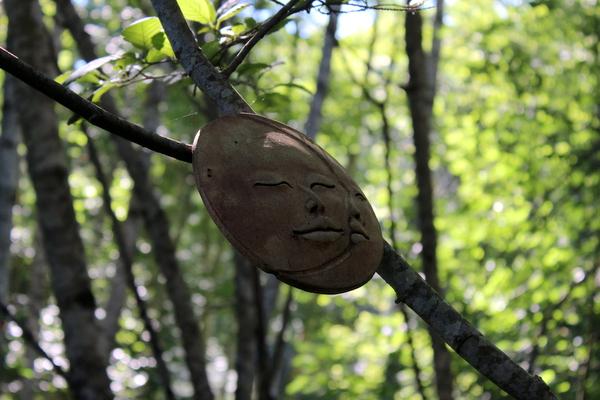 Baumhäuser im Wald Free Spirit Spheres