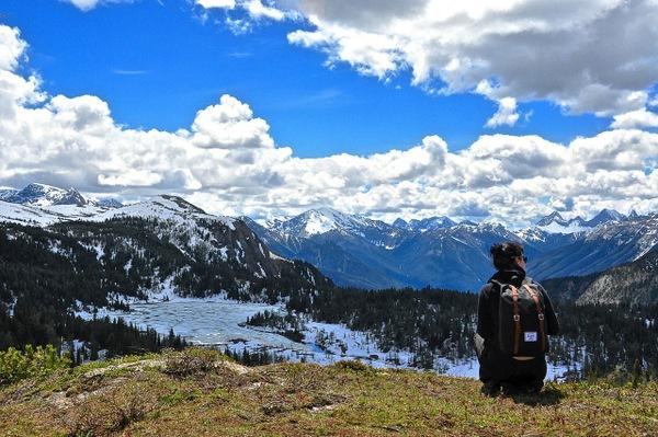 Black Dot Sunshine Meadows Banff