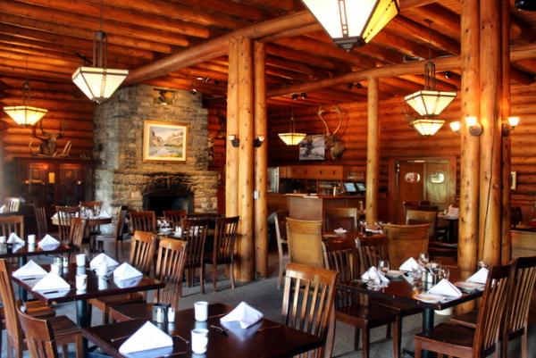 Restaurant Num-Ti-Jah Lodge Banff