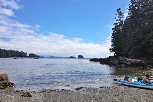 Barkley Sound Ucluelet Vancouver Island
