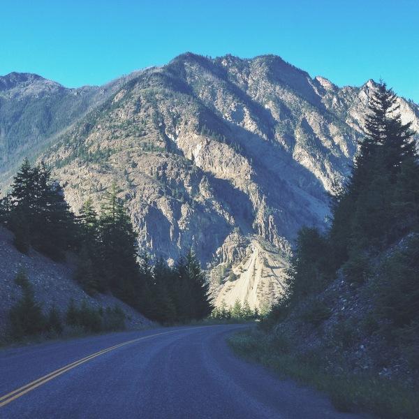 Duffey Lake Road Lillooet BC