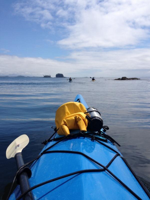 Majestic Ocean Kayaking Vancouver Island Kajaktour