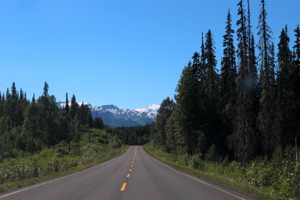 Yellowhead Highway Northern BC