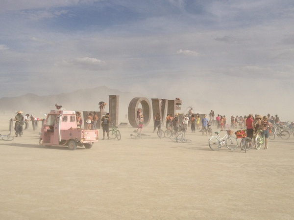 Festivals: Burning Man