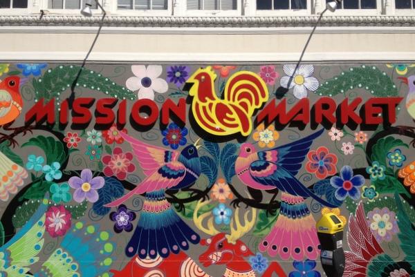 Mission Market San Francisco