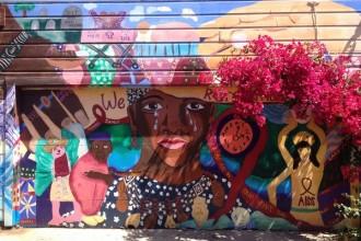 Mural Balmy Alley San Francisco