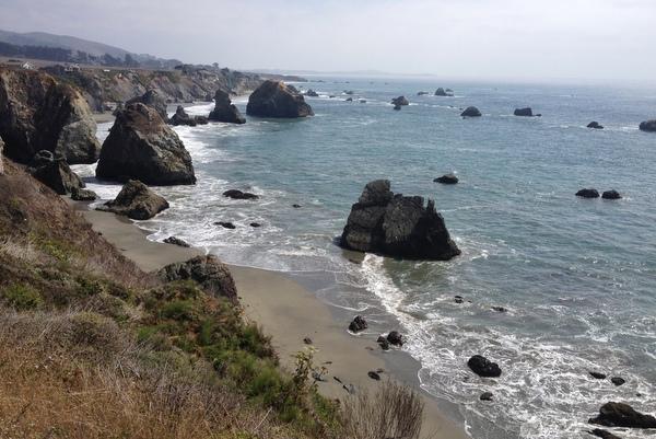 Sonoma Küste Kalifornien
