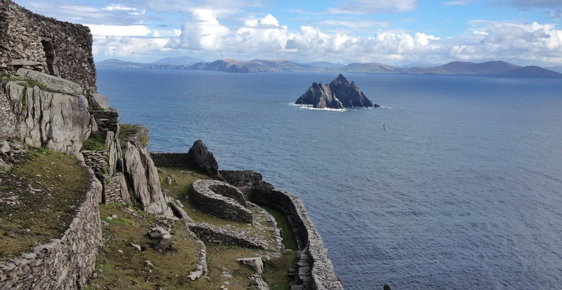 Kerry Irland Skellig Michael