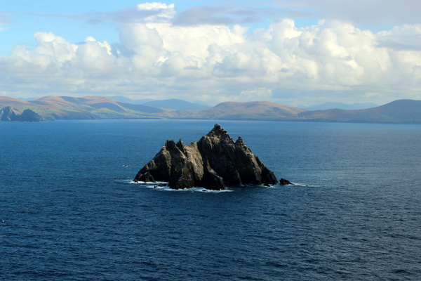 Little Skellig County Kerry Ireland