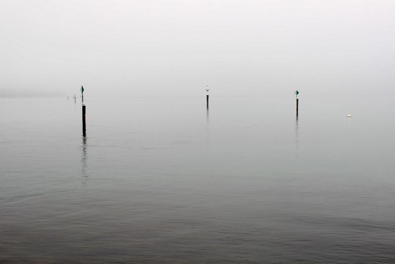 Bodensee Herbst Nebel