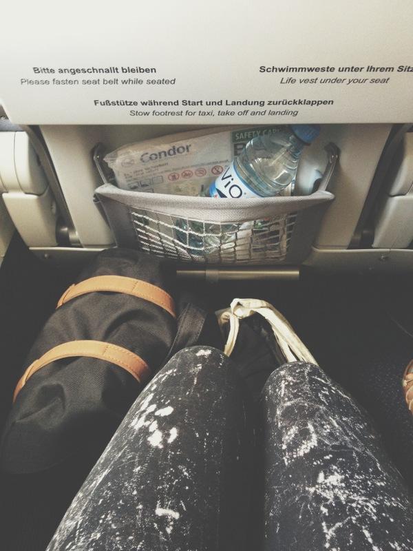 Condor Kanada Flug Premium Economy