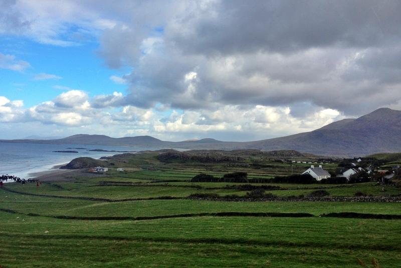 Connemara Küste Westen Irland