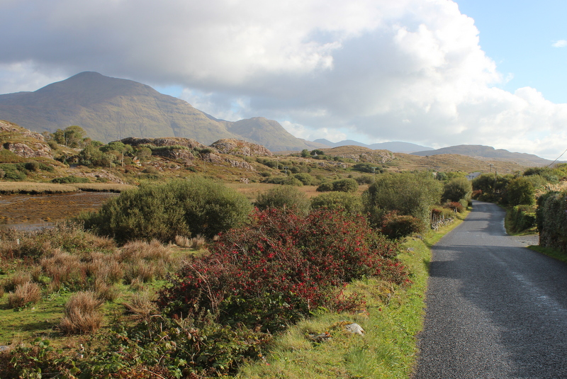 Connemara mit dem Fahrrad