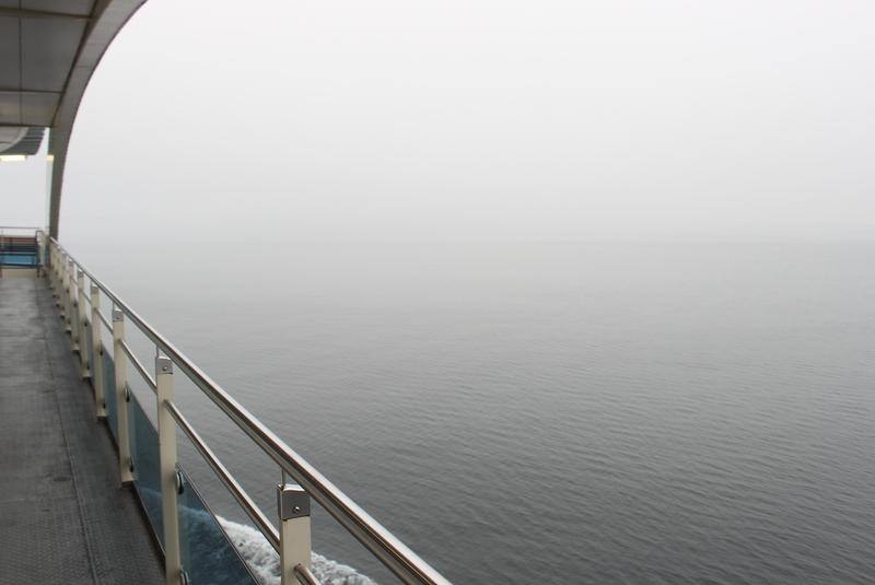 Fähre Konstanz Meersburg Nebel