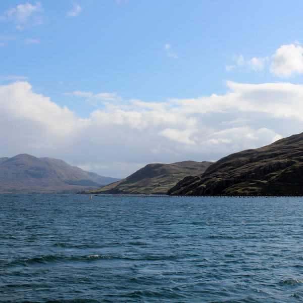 Killary Fjord Connemara Irland