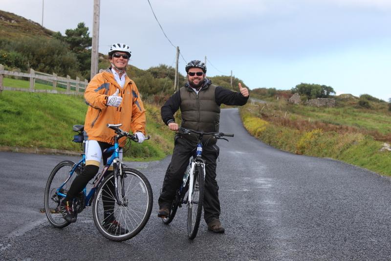 Mor Active Tours Fahrradtour Connemara