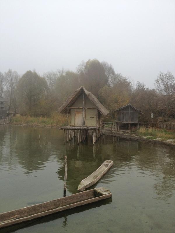 Pfahlbau UNESCO Weltkulturerbe Bodensee