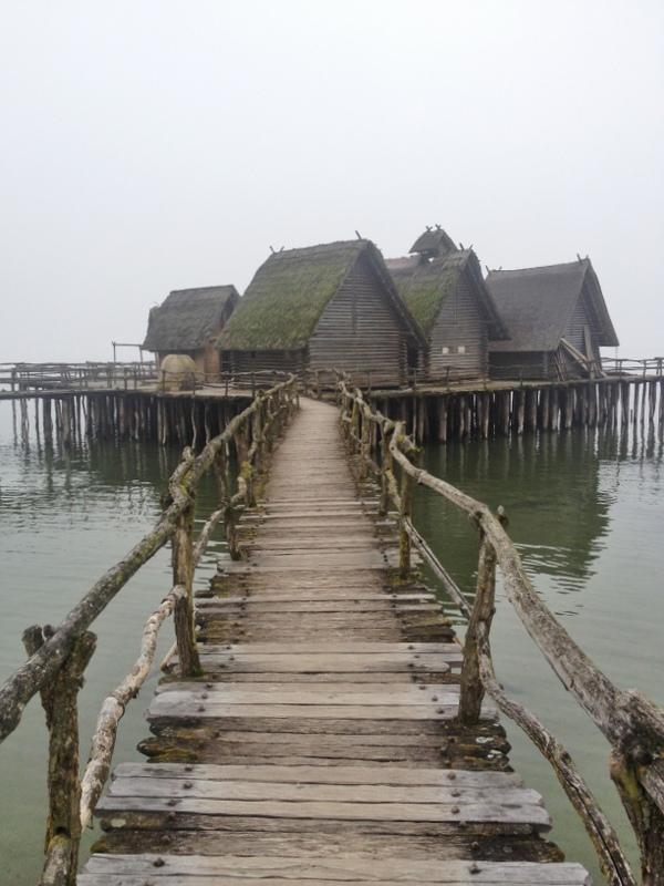 Pfahlbauten Bodensee Unteruhldingen Museum