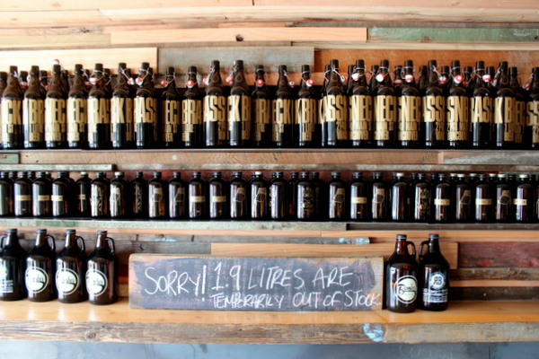 Brassneck Microbrewery Vancouver