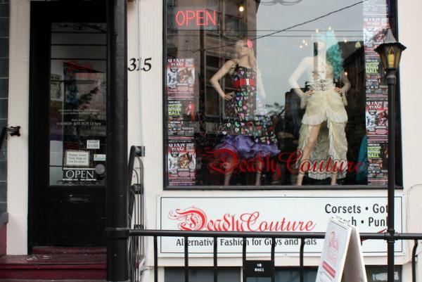 Deadly Couture shopping Tipp Vancouver