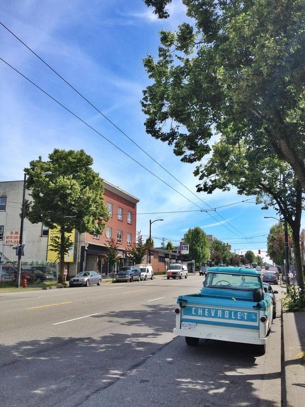 Main Street Vancouver