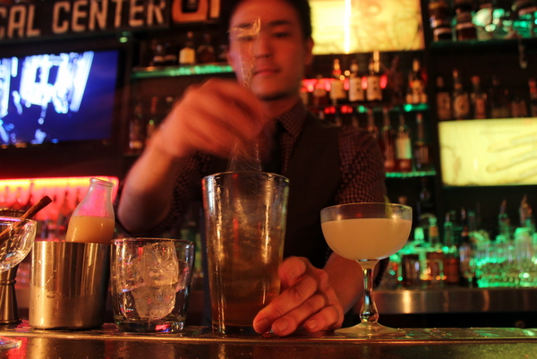 The Keefer Bar Vancouver