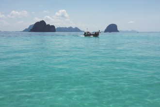 Inselhopping Süden von Thailand
