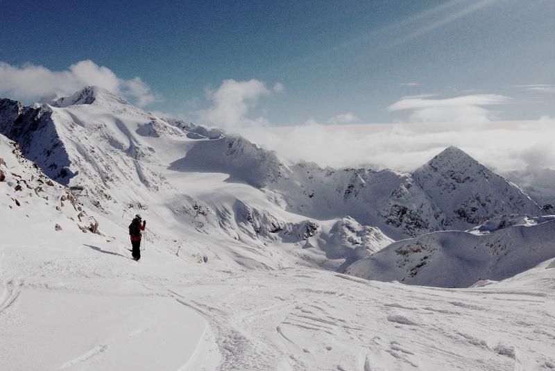 Winterreisen: Freeriden für Einsteiger in Tirol
