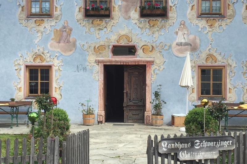 Alter Hof Gasthaus St Johann Tirol Österreiche