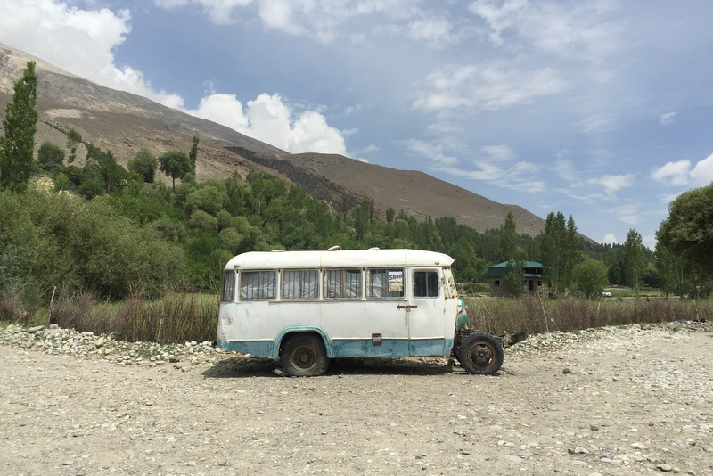 Alter Bus Wakhan Pamir