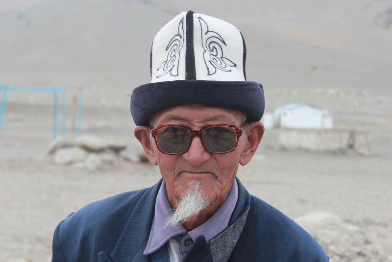 Alter Mann Tadschikistan Karakul Pamir